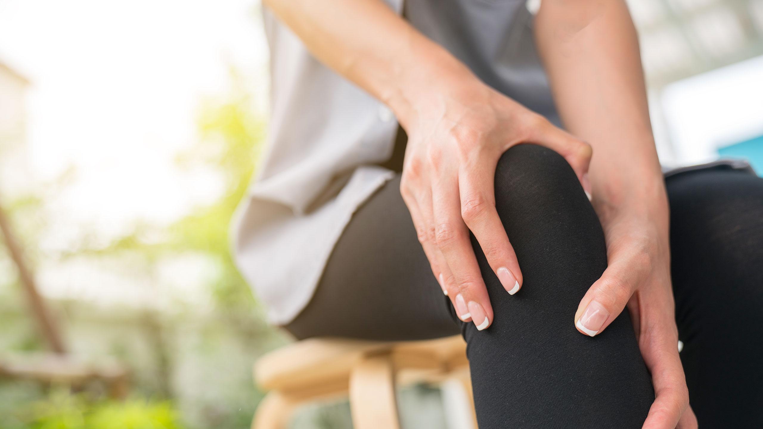 térdfájdalom gyógyítása